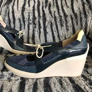 Tsubo wedge sneakers